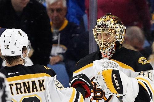 Bruins vs. Sabres 12/3/16 RECAP: Rask shines in a 2-1 victory over Buffalo