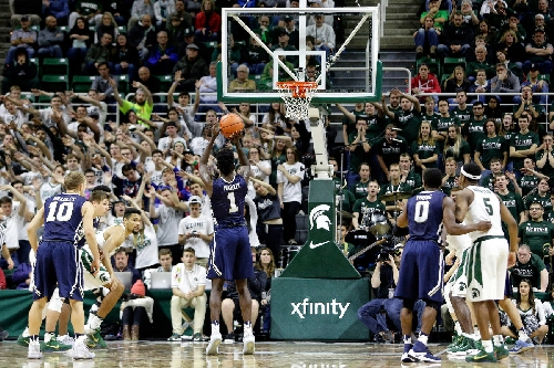Michigan State's Tom Izzo critical of team's effort after win over Oral Roberts