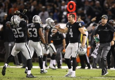 Live updates: Raiders facing Bills on Sunday