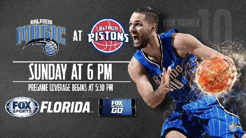 Orlando Magic at Detroit Pistons game preview