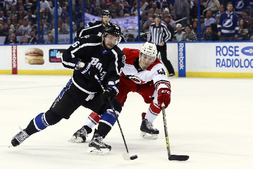 Two in a Row?: Tampa Bay Lightning at Carolina Hurricanes Preview