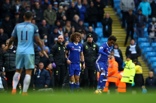 David Luiz, Diego Costa, Willian reflect on win and fracas against Man City, dealing with Chapecoense tragedy