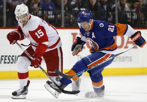 Red Wings vs. Islanders: Tonight marks fourth back-to-back of season