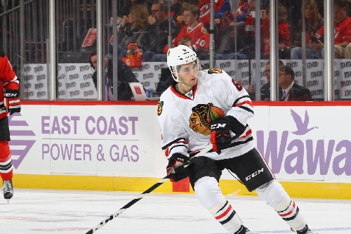 Morning Bag Skate: Schmaltz sent to Rockford