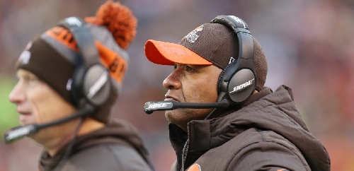 On finding stability, making progress and poor wardrobe choices: Browns bye week observations