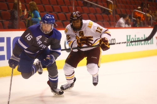 ASU Hockey: Penalty-filled loss prevents Sun Devils from weekend sweep