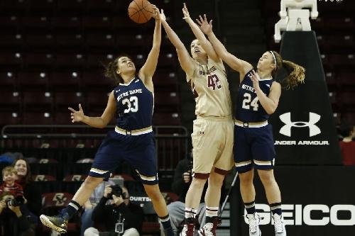 Preview: Boston College Women's Basketball vs. Fordham