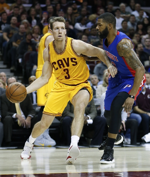 Mike Dunleavy (concussion) set to return for Cavs against Toronto