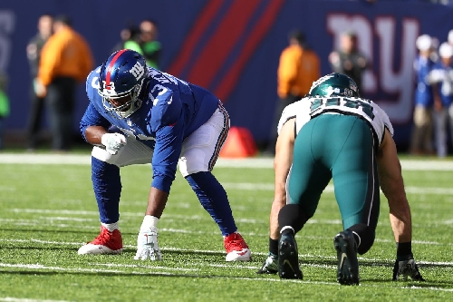 Giants-Steelers inactives: Adam Gettis out, Marshall Newhouse and Brett Jones in