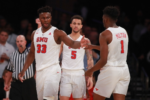 SMU vs. Delaware State basketball live updates