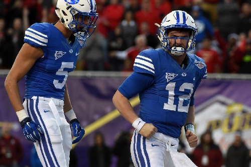 BYU will play Wyoming in 2016 Poinsettia Bowl