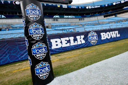 Virginia Tech Hokies to Play Arkansas Razorbacks in the Belk Bowl
