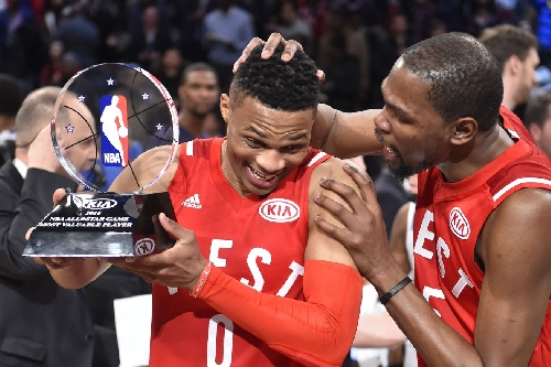 NBA All-Star 2017: Western Conference Roster Round-up First 20 games