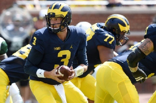 Michigan sits as a 7 1/2-point favorite vs. Florida State in Orange Bowl