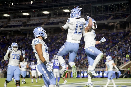 North Carolina will play Stanford in the 2016 Sun Bowl