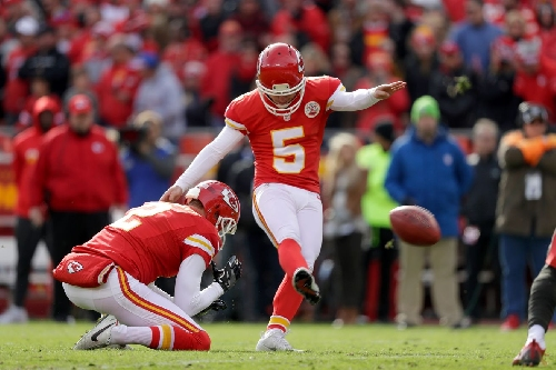 The Chiefs are so good a missed extra point helped them win