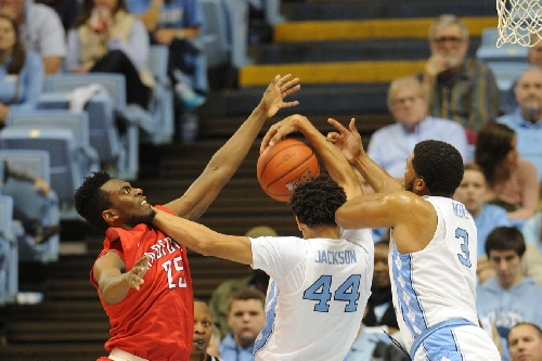 UNC 95, Radford 50: Tar Heels bounce back with blowout win