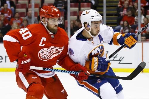 Islanders vs. Red Wings: Return of Frans