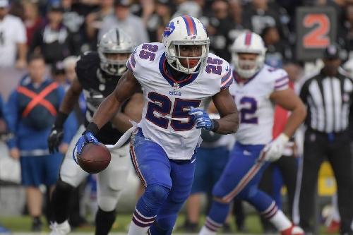 Buffalo Bills stretch lead to 17-9 on huge LeSean McCoy run