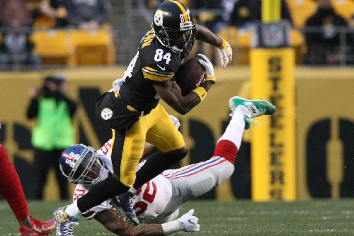 Steelers 14, Giants 0: Ugly first half for the Giants