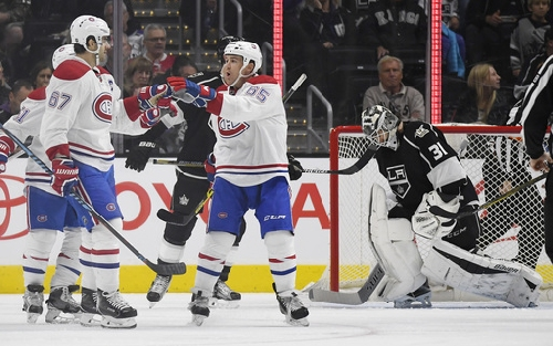 Pacioretty propels Canadiens to 5-4 shootout win over Kings The Associated Press
