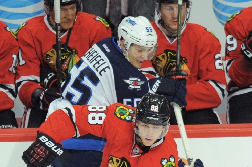 Game #28 GDT: Winnipeg Jets at Chicago Blackhawks