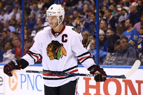 Joel Quenneville says Jonathan Toews 'is not getting better'