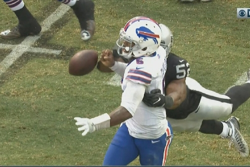 Khalil Mack is still a monster, as the Bills found out