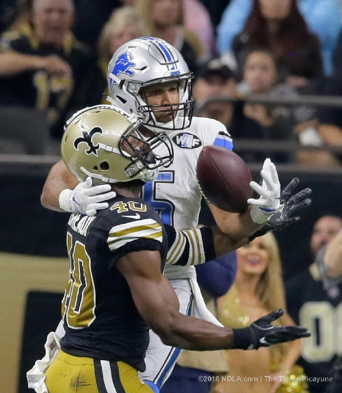 Lions march up, down field with ease vs. Saints