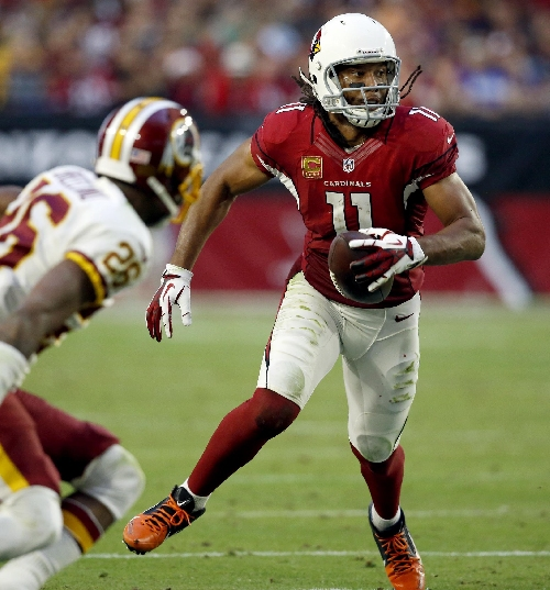 Palmer, Johnson lead Cardinals past Redskins The Associated Press