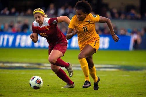 WVU Women's Soccer Falls in National Championship to USC Trojans