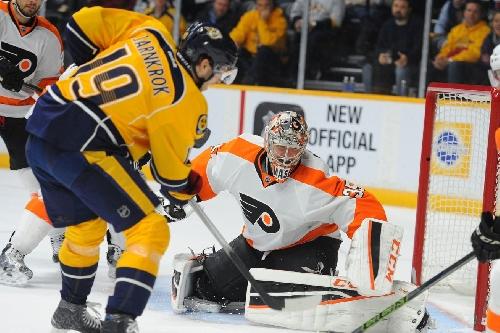 Nashville Predators 2, Philadelphia Flyers 4: Saros Does His Part, Penalty Kill Lets Preds Down