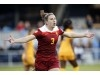 USC women's soccer beats West Virginia to win College Cup