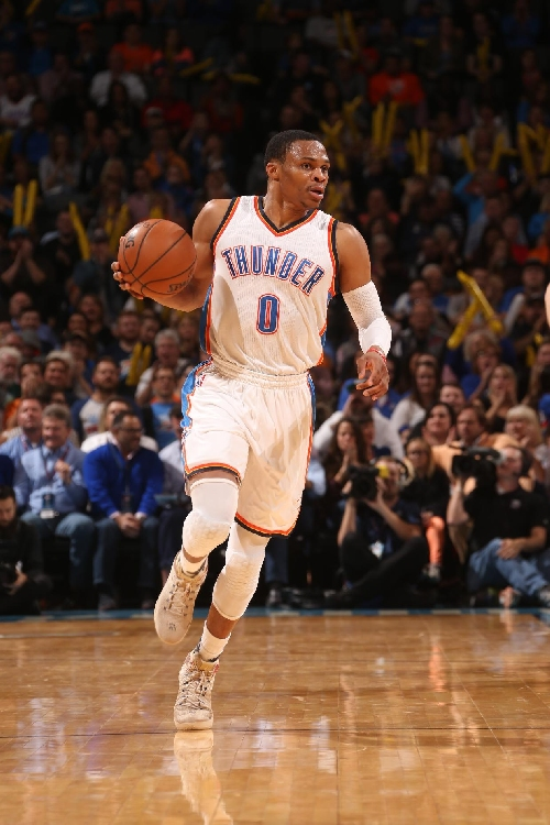 Westbrook first since Jordan with 5 straight triple-doubles The Associated Press
