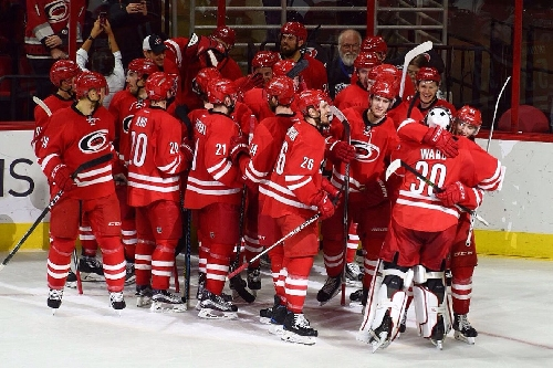 Notes and Quotes: Reaction from the Hurricanes' 1-0 win over the Lightning
