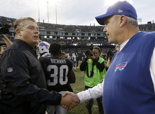 Bills collapse dents playoff hopes in 38-24 loss to Raiders The Associated Press
