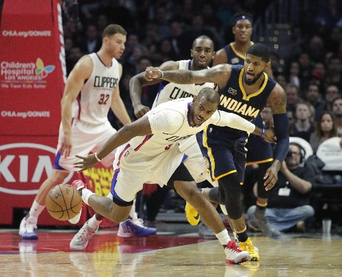 Pacers rally to beat Clippers 111-102 for 2nd road win The Associated Press