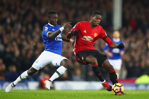 Everton vs Manchester United: Extended Highlights