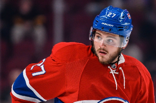Monday Habs Headlines: A long term injury to Alex Galchenyuk would be major blow