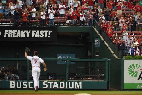 Cardinals news and notes: Holliday, Maness, and Garcia