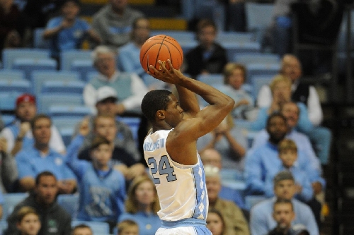 UNC vs. Radford - Player of the Game: Kenny Williams