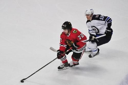 Morning Bag Skate: Blackhawks score late but can't get past Jets