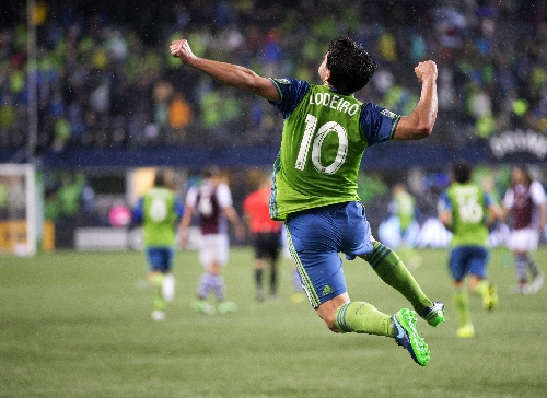At the dawn of MLS Cup week, all eyes on Nicolas Lodeiro and Sebastian Giovinco