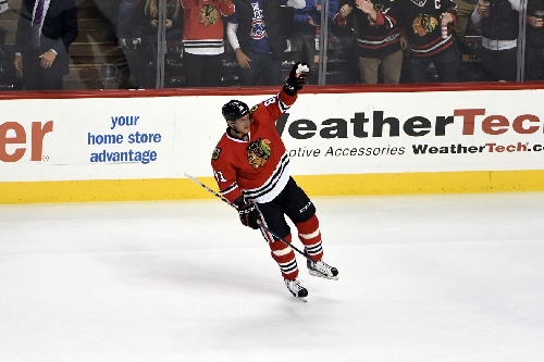 Marian Hossa's return to form may not quite last