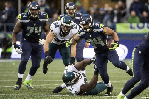 If the Seahawks can run again, watch out