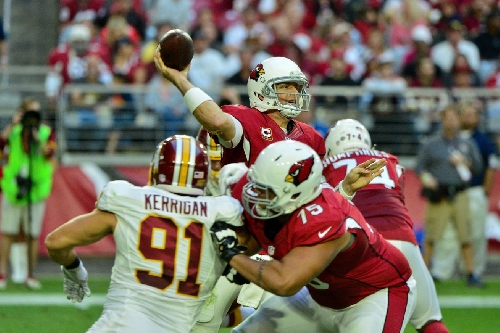 Redskins Vs. Cardinals: Plays Of The Game