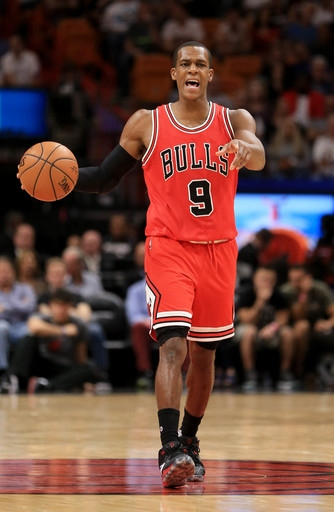 Chicago Bulls suspend guard Rajon Rondo 1 game for conduct The Associated Press