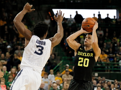 AP basketball poll: Baylor makes another big splash; how far did the Bears rise? TCU gets a few votes