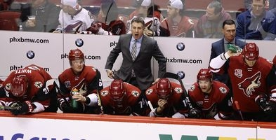 NHL power rankings: Coyotes digging hole