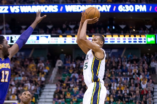 Rodney Hood is much more than just one impressive game against the Los Angeles Lakers